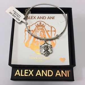 Alex and Ani St. Joan of Arc